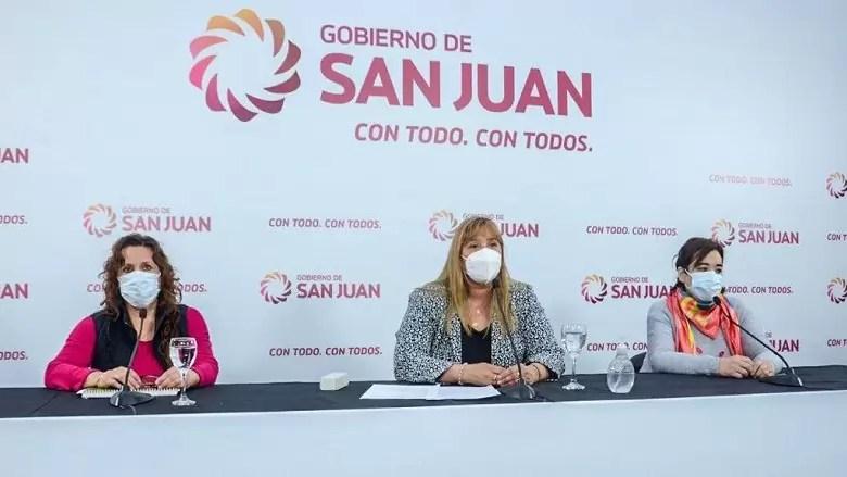 Photo of El 77% de los mayores de 50 años ya fue vacunado contra el COVID-19 en San Juan