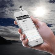 Las mejores estaciones meteorológicas para smartphones
