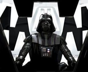 Darth Vader estacion meteorologica