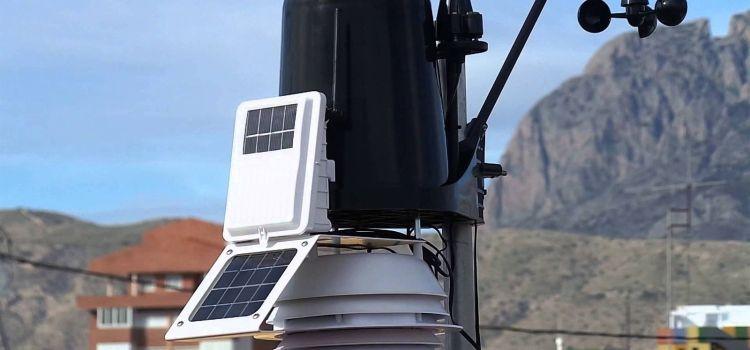 Consejos para el mantenimiento de una estación meteorológica.