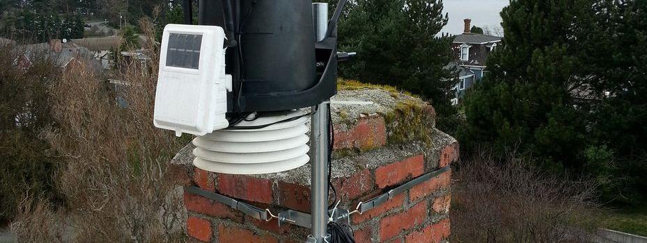 ¿Dónde y cómo instalar estaciones meteorologicas en casa?