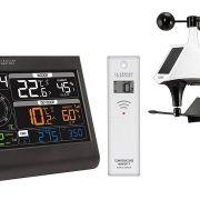 ¿Qué estación meteorológica La Crosse Technology comprar?