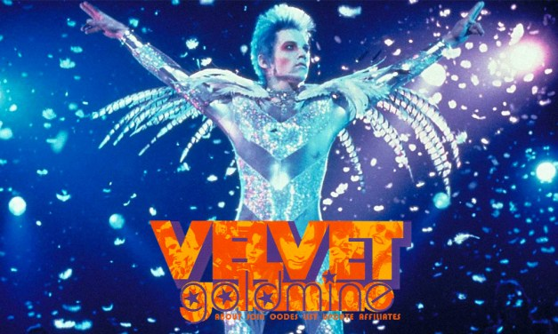 Velvet Goldmine, Rock 'n' Roll Suicide