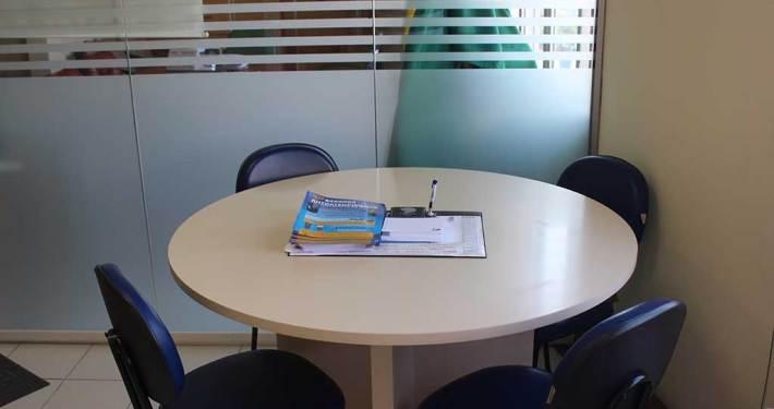 nova sede Saerrgs - pre sala recepção 4