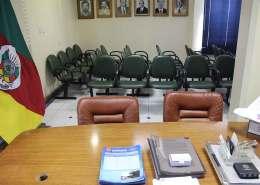 nova sede Saerrgs - sala de reuniões