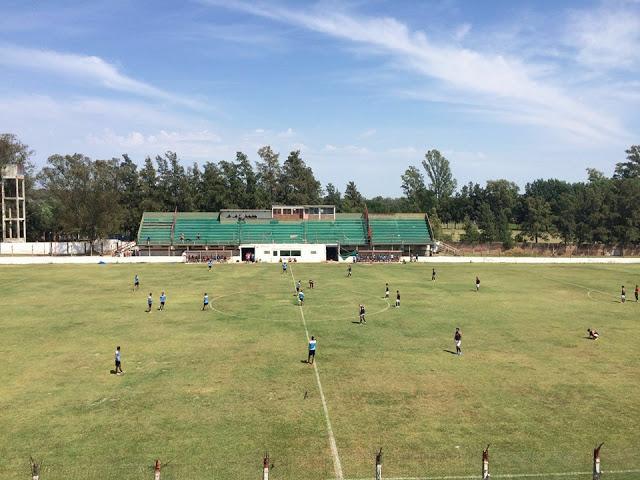 cancha de Deportivo Armenio platea1