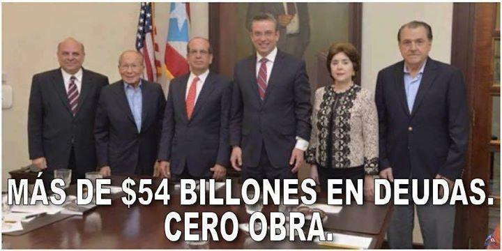 PPD 54 Billones
