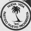 Logo de La Nueva Vida - donde la Estrategia es la Americana, Trabajo Arduo, Honrado y Constante.