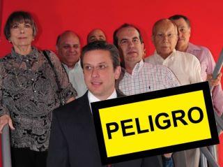 AGP=Peligro