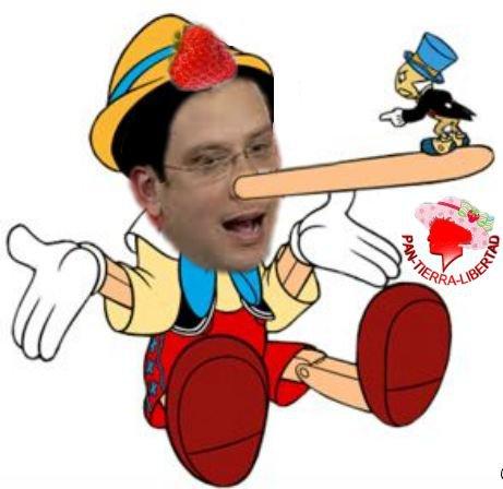 Ni sus propios Alcaldes y Legisladores del PPD le creen a AGP porque es la Personificación de las Mentiras, Falsedades y Engaños.