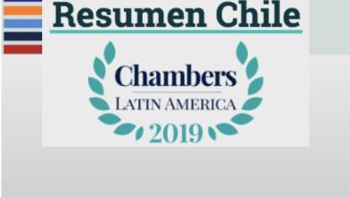 Chambers 2019