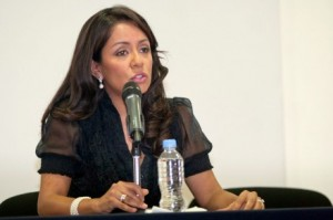 Mariana Benítez Tiburcio. Foto: Proceso