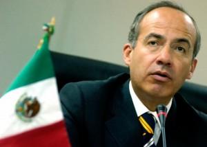 Felipe Calderón. Foto: Especial