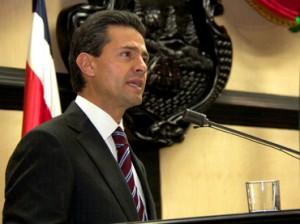 Enrique Peña Nieto. Foto: Especial