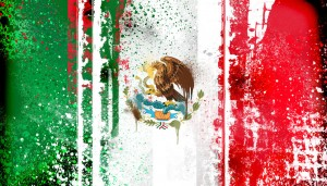 La bandera mexicana. Foto: Especial