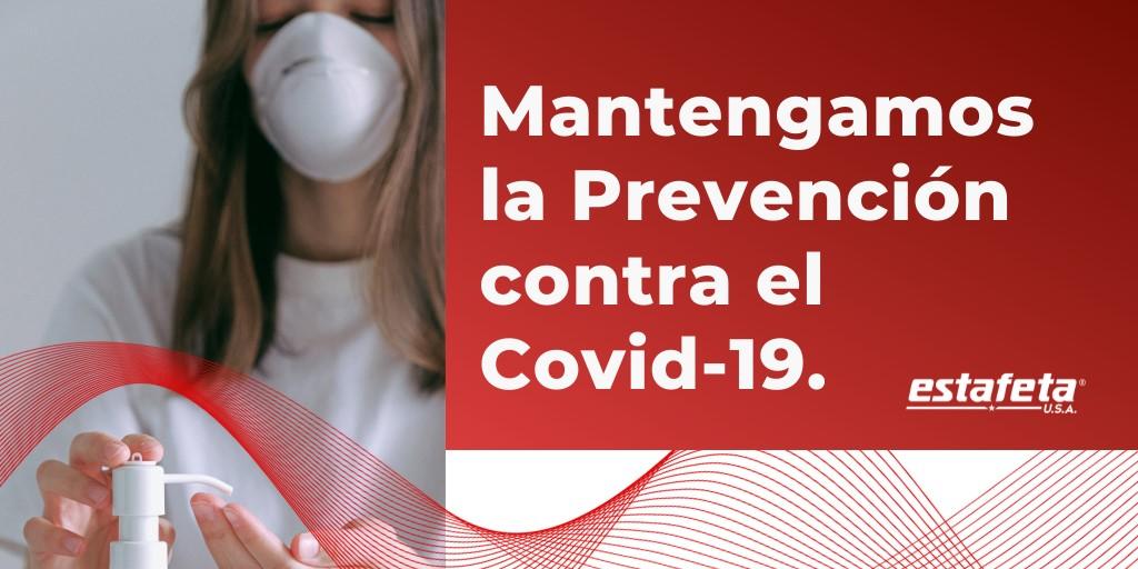 Prevención contra el Covid 19