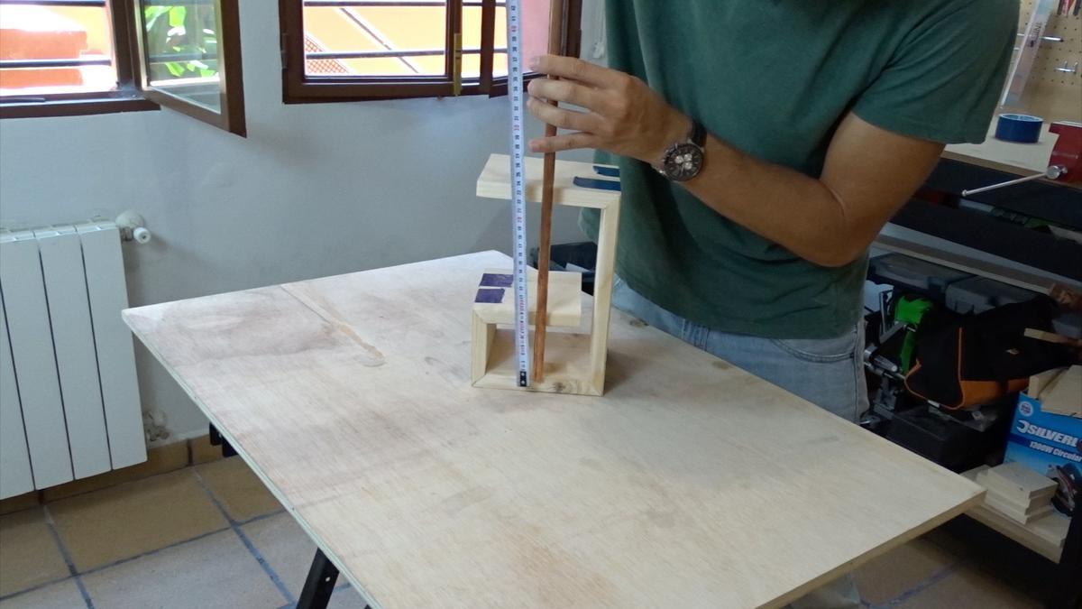 Como hacer una lampara 5   DIY modern lamp