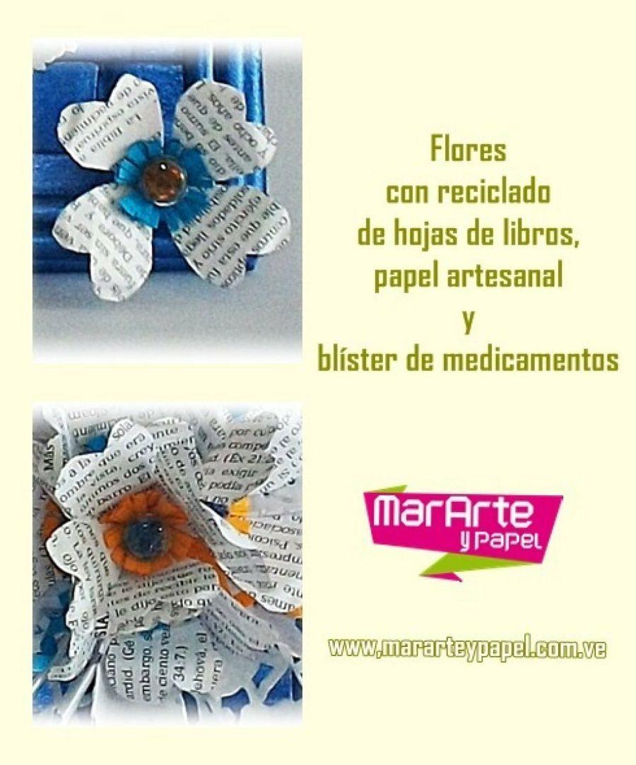 Ideas para reciclaje de blisters de medicamentos  Ecologa