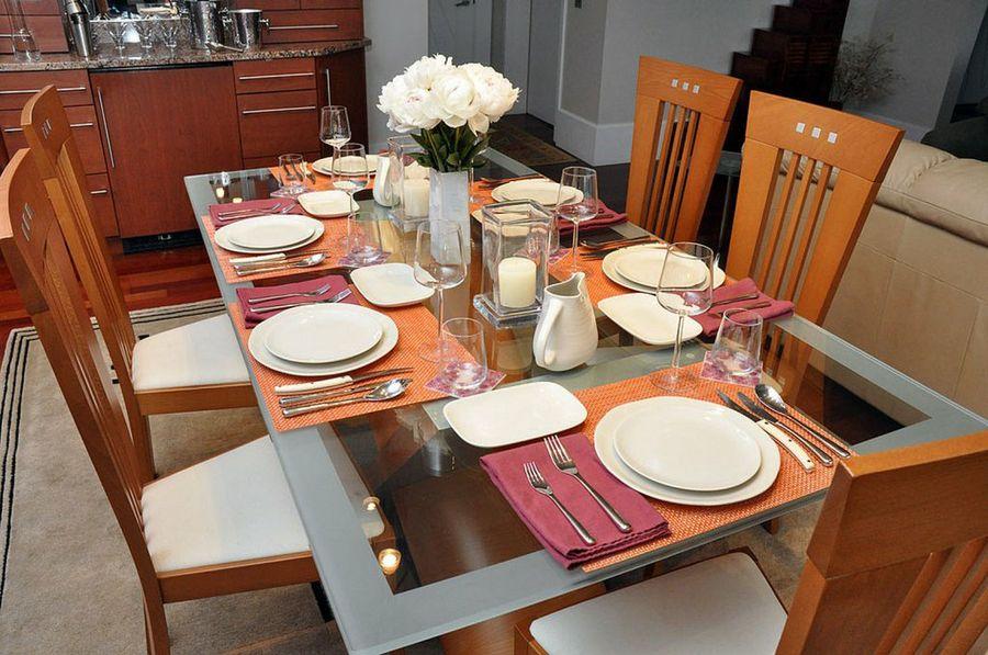 Cmo poner la mesa segn la ocasin  Cocina