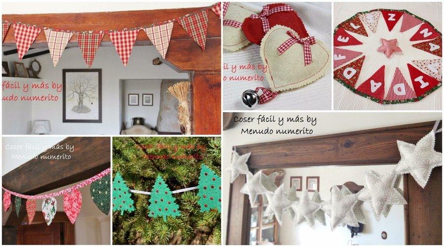 6 ideas fciles para decorar tu casa en Navidad  Manualidades