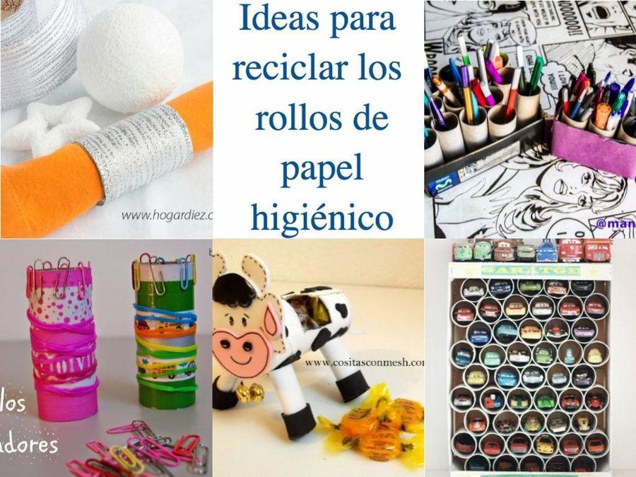 Papel Higienico Ideas De Manualidades Novocom Top
