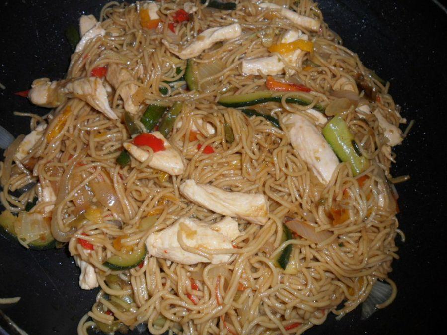 fideos de arroz chinos  facilisimocom
