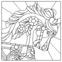 custom stained glass patterns