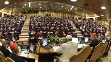 Foto de El Papa anuncia para 2022 un Sínodo de obispos sobre Iglesia y sinodalidad