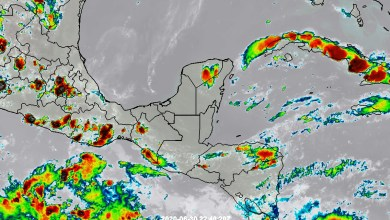 Foto de Lluvias por vaguada y dos ondas tropicales