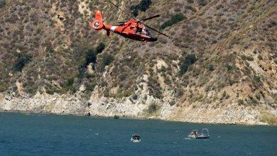 Foto de Buzos y dispositivos robóticos buscan a la actriz de Glee, que se cree que se ahogó en el lago Piru