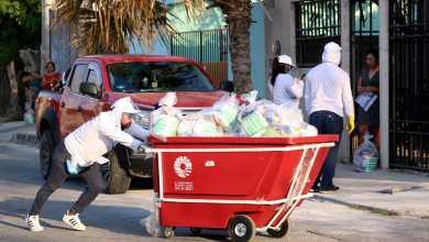 Foto de Gobierno de Cancún omite transparentar gasto total para adquisición de despensas financiadas con Derecho de Saneamiento