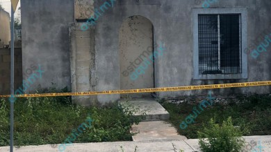 Foto de Encuentran cadáver en Tixcacal Opichen