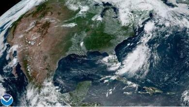 Foto de Se prevé un sábado con tormentas dispersas.