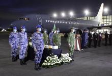 Foto de México recibe los restos de 245 connacionales que murieron a causa del coronavirus en EU