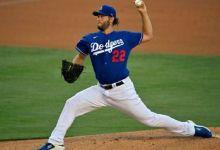 Foto de Kershaw abrirá 9º Juego Inaugural para Dodgers, al enfrentar a Giants