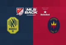 Foto de MLS aplaza segundo partido por positivos a COVID-19 de Nashville SC