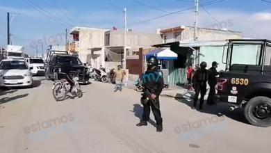 Foto de Operativo antidrogas en Progreso… ¿Y la municipal, qué?
