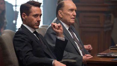 Foto de El día que Robert Downey Jr vetó a Jack Nicholson del elenco de la película El Juez, de David Dobkin