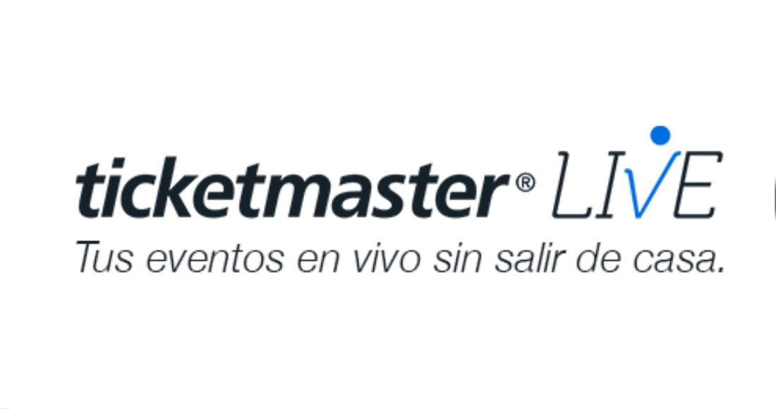 Ocesa presenta Ticketmaster LIVE, la plataforma en la que se podrá  disfrutar de conciertos desde casa