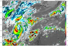 """Foto de Tormentas fuertes en la península por la posible formación de """"Wilfred"""""""