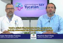 Foto de Yucatán seguirá en semáforo de riesgo covid naranja