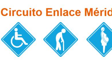 Foto de La sana distancia y el Circuito Enlace en el Centro Histórico de Mérida para personas en estado de vulnerabilidad