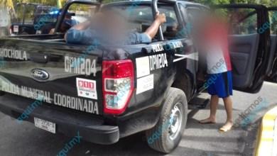 Foto de Detienen ebrios al director y policías municipales de Chocholá