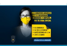 Foto de Semáforo amarillo implica redoblar precauciones, advierte gobernador de Quintana Roo