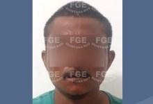 """Foto de Captura FGE a Manuel """"U"""" por los delitos de feminicidio en grado de  tentativa y violencia familiar en Chetumal"""