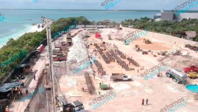 Foto de Concede Juez Quinto de Distrito suspensión definitiva que frena construcción del hotel Riu Riviera Cancún