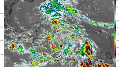 Foto de Baja presión favorecerá lluvias en la región