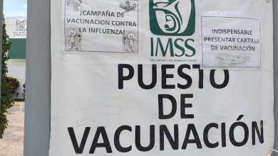 Foto de Se agota primera tanda de vacunas para Influenza
