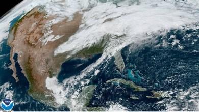 """Foto de Desde la tarde de hoy se empezarán a sentir los primeros efectos del frente frío No. 9 """"Balché"""""""