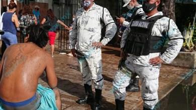 Foto de Interno del Horán agrede a guardias, enfermeros y escapa